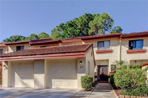 3460 Countryside Boulevard Unit: 27 Clearwater FL 33761